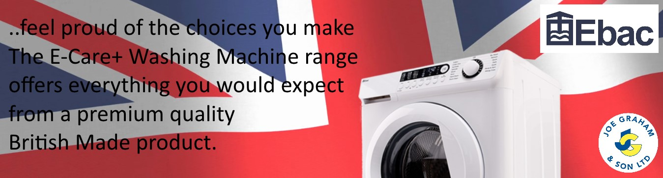 Ebac Washing Machines